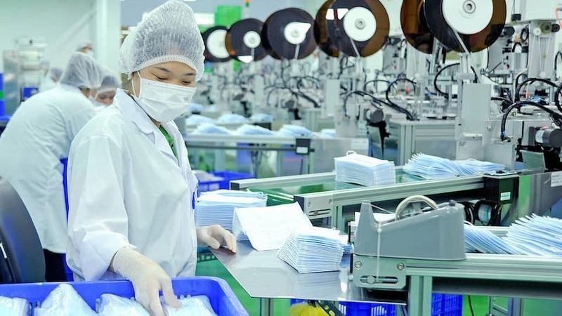 Tăng cường rà soát, kiểm tra việc nhập khẩu dây chuyền cũ để sản xuất khẩu trang