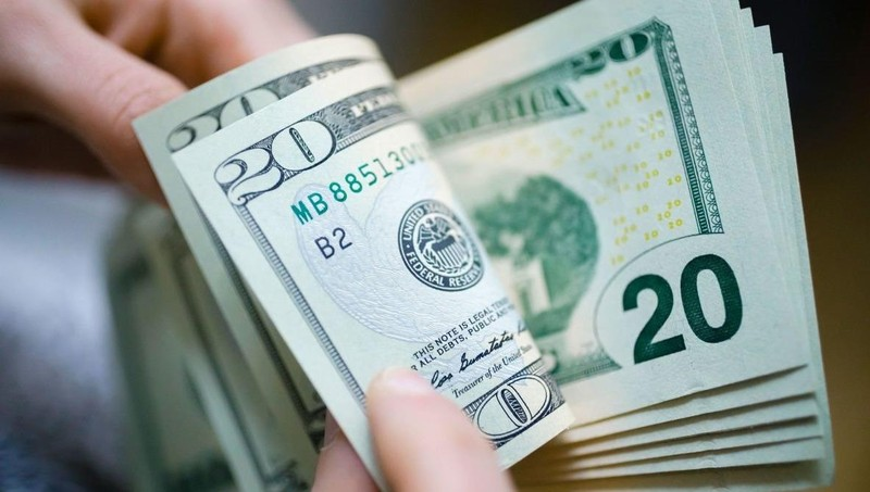 Giá USD ít biến động phiên đầu tuần
