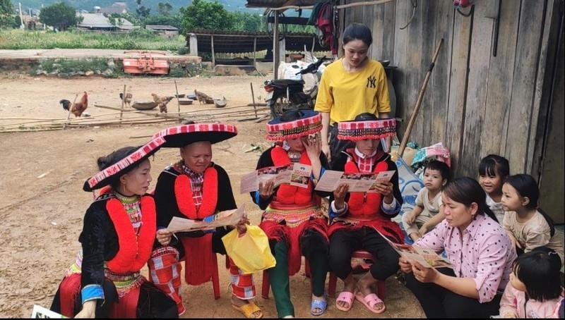 Nâng cao nhận thức về sức khỏe sinh sản cho phụ nữ và thanh niên vùng dân tộc thiểu số tại Lâm Đồng