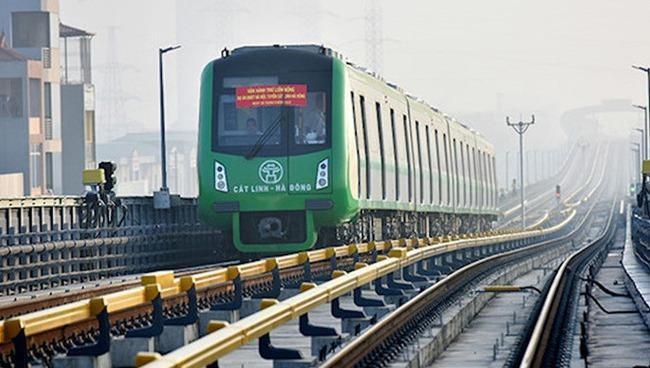 Bộ GTVT lên tiếng việc Tổng thầu đường sắt Cát Linh - Hà Đông đề nghị thanh toán 50 triệu USD