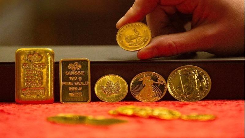 Giảm mạnh, giá vàng SJC vẫn cao hơn thế giới 1,25 triệu đồng/lượng