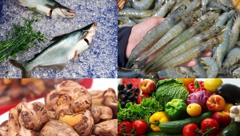 Doanh nghiệp nông sản, thực phẩm Việt Nam - Trung Quốc sẽ có nhiều cơ hội giao thương. Ảnh minh họa