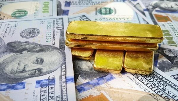 Giá vàng thế giới đột ngột tăng sốc