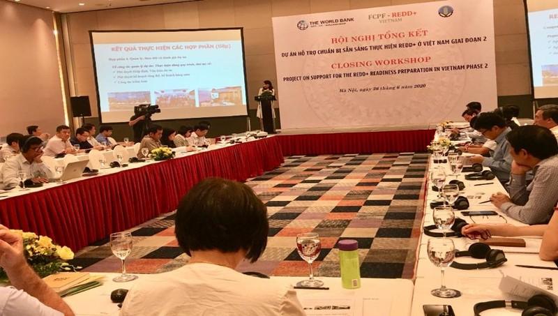 """Tổng kết Dự án """"Hỗ trợ chuẩn bị sẵn sàng thực hiện REDD+ ở Việt Nam – giai đoạn 2"""" (FCPF-2)"""