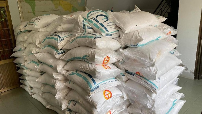 11 tấn đường cát không có hóa đơn chứng từ, chứng minh nguồn gốc hợp pháp