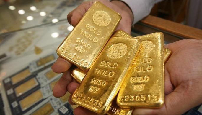Giá vàng sáng 01/8: Vàng trong nước chạm đỉnh 58 triệu đồng/lượng