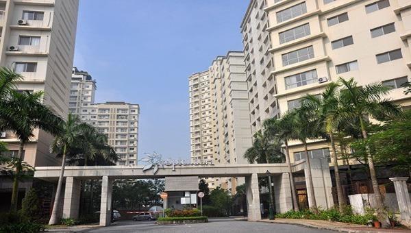 Dự án đầu tư xây dựng Khu đô thị Bắc An Khánh tại huyện Hoài Đức.