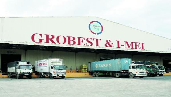 Công ty TNHH Grobest Industrial (Việt Nam) bị xử phạt vì bán hàng cao hơn giá kê khai.