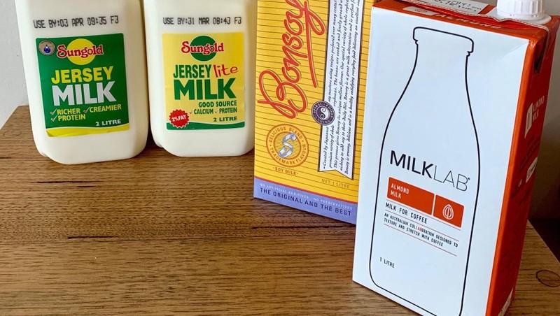 Sản phẩm Sữa hạnh nhân Milk Lab 1L (Milk Lab Almond Milk 1L) nhập khẩu từ Úc có khả năng bị nhiễm khuẩn (Pseudomonas spp.).