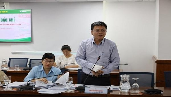 Ông Nguyễn Văn Tài - Phó chủ tịch Ủy ban nhân dân (UBND) huyện Bình Chánh