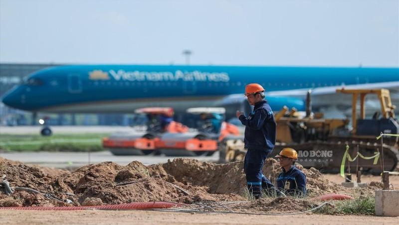 Sân bay Quốc tế Nội Bài đóng cửa đường băng 1A để sửa chữa (Ảnh minh họa).