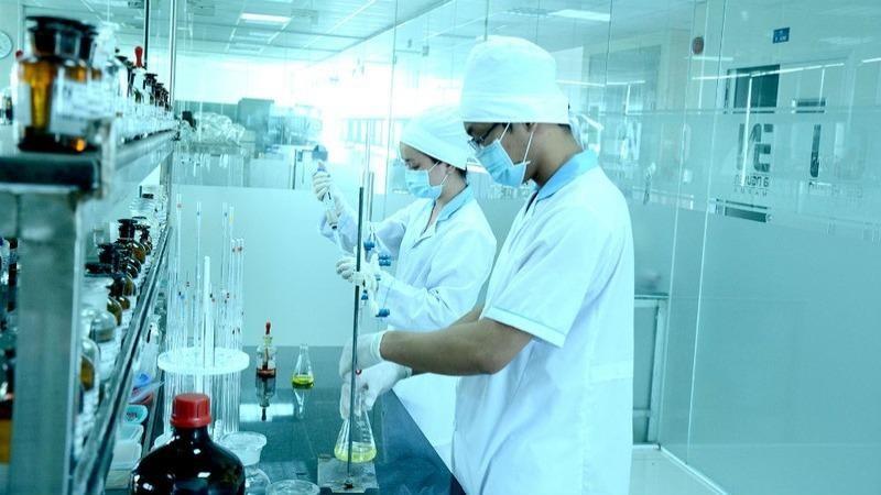 Công ty Cổ phần Dược phẩm Gia Nguyễn có hệ thống nhà xưởng khép kín, dây chuyền sản xuất hiện đại.