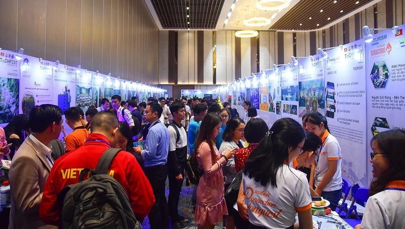 Ngày hội khởi nghiệp đổi mới sáng tạo quốc gia Techfest Vietnam 2020 sẽ diễn ra ngày 27/11.