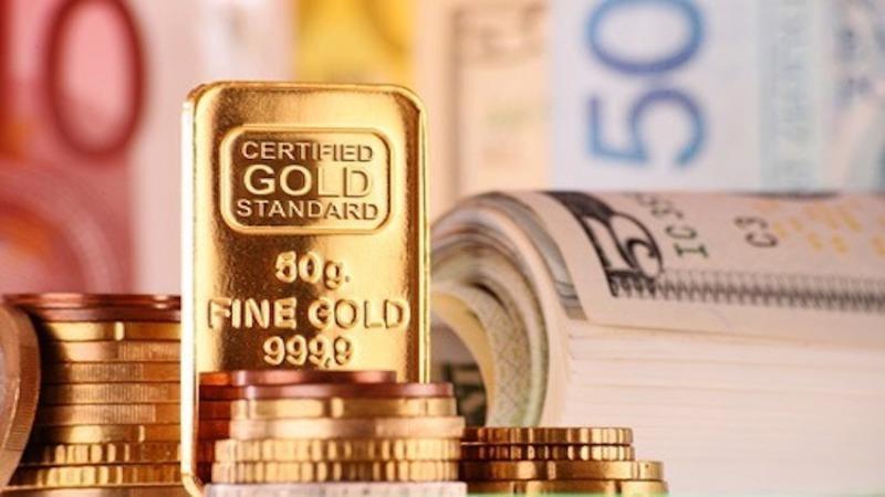 """Giá vàng chiều nay 26/11: Tăng """"nhỏ giọt"""", vàng SJC vẫn ở dưới mức 55 triệu đồng/lượng"""
