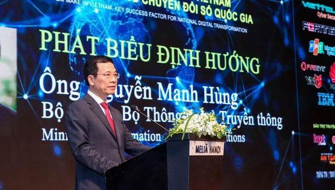 Việt Nam đã làm chủ 90% hệ sinh thái các sản phẩm an toàn, an ninh mạng phục vụ các cơ quan Đảng, Nhà nước