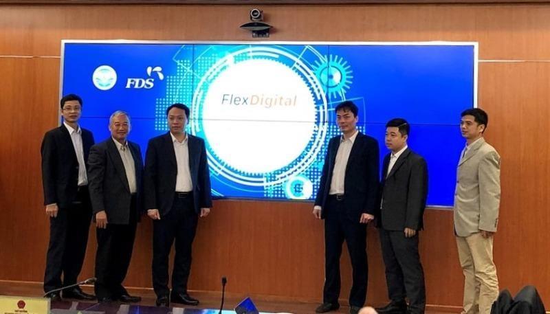 Ra mắt Nền tảng phát triển Chính phủ số Flex Digital