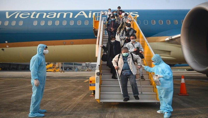 Thành lập đoàn kiểm tra công tác phòng chống dịch Covid-19 của Vietnam Airlines