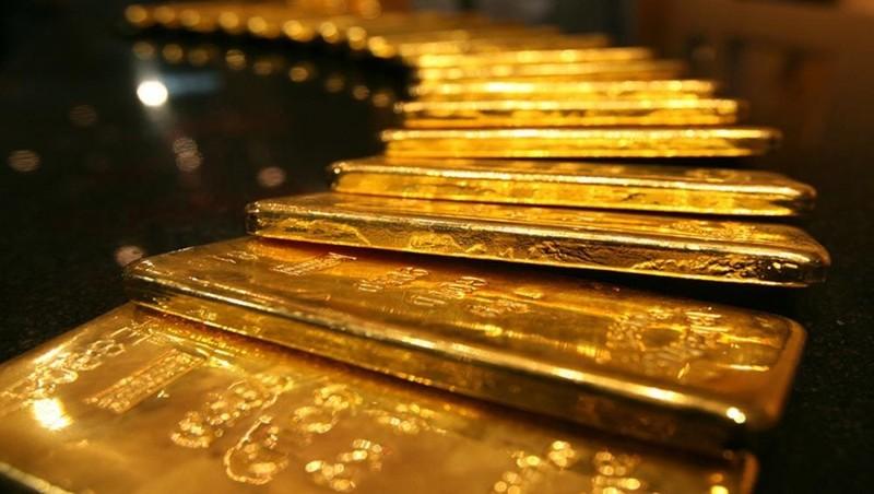 Giá vàng SJC giữ vững ở mức cao phiên đầu tuần