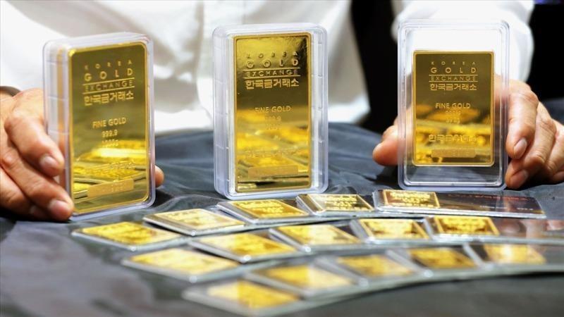 Giá vàng tăng vọt chỉ sau 1 đêm cuối tuần