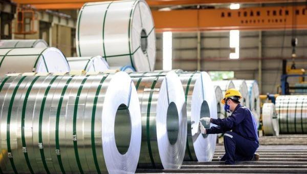 Áp thuế chống bán phá giá 5 năm với thép cán nguội xuất xứ từ Trung Quốc