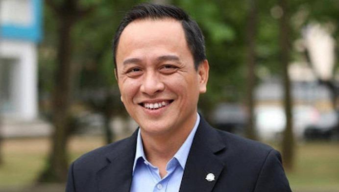 Tân Tổng Giám đốc Vietnam Airlines - ông Lê Hồng Hà.