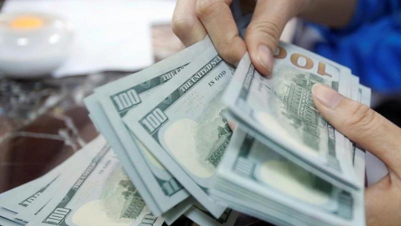 USD tại các ngân hàng thương mại tiếp tục giảm phiên giao dịch cuối tuần