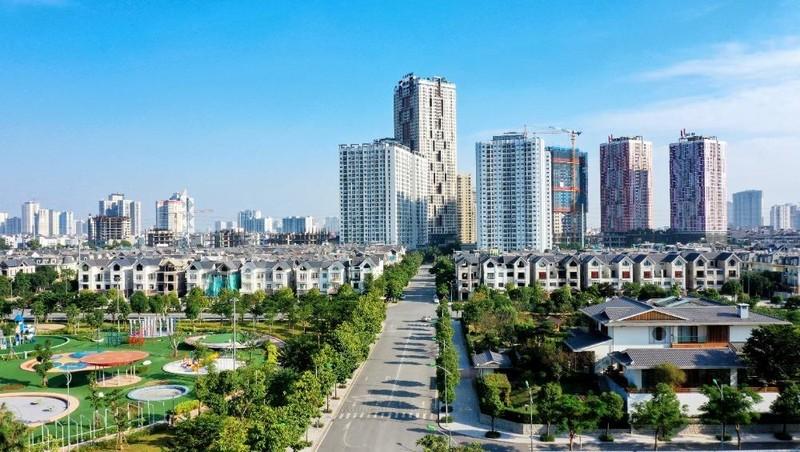 Bất động sản phía Tây Hà Nội tăng lực hút cuối năm