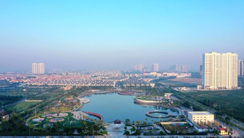 Khu đô thị Dương Nội vẫn là tâm điểm của giới đầu tư