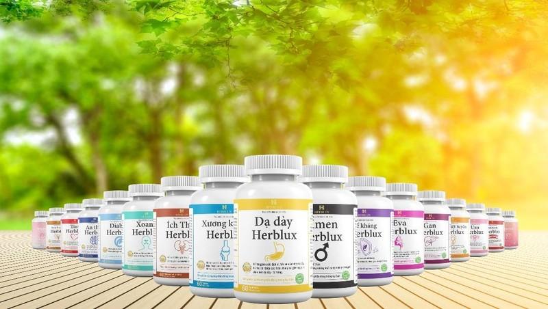 """Herblux tung khuyến mãi """"vàng"""", chăm sóc sức khỏe mọi khách hàng"""