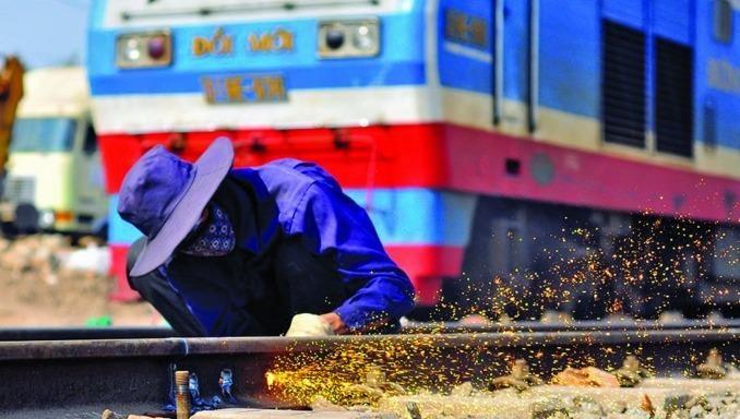 Giảm 50% phí sử dụng kết cấu hạ tầng đường sắt ngay trước Tết Nguyên đán Tân sửu 2021