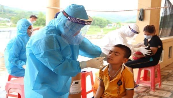 Việt Yên (Bắc Giang): Tổng rà soát toàn bộ người lao động trở về từ vùng dịch Hải Dương