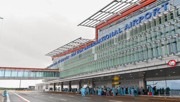 Đề nghị tiếp tục đóng cửa sân bay Vân Đồn đến ngày 3/3