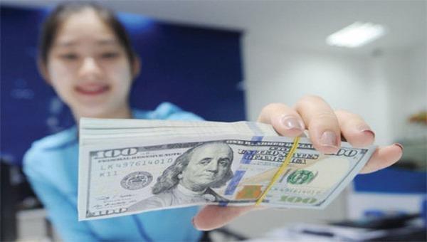 Tỷ giá ngoại tệ 23/2: Tỷ giá trung tâm tăng 15 đồng