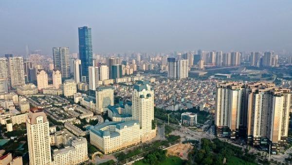 Thị trường nhà ở ghi nhận sự bùng nổ về nguồn cung tại tất cả các khu vực của Hà Nội trong 5 năm vừa qua.(Ảnh minh họa).