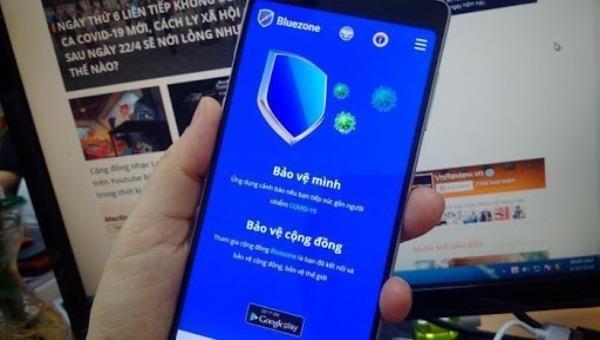 Đà Nẵng tiếp tục đứng thứ nhất về tỷ lệ cài đặt Bluezone.