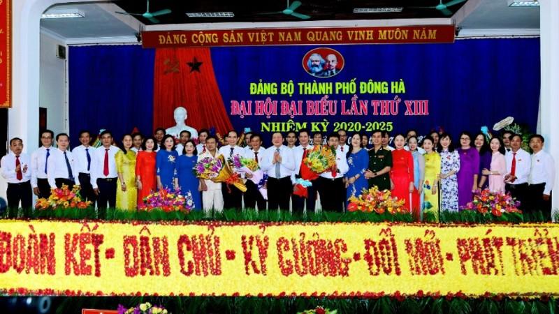 Thành phố Đông Hà (Quảng Trị): Vững tin cho những bước tiến mới