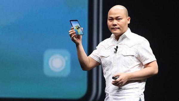 CEO BKAV Nguyễn Tử Quảng.