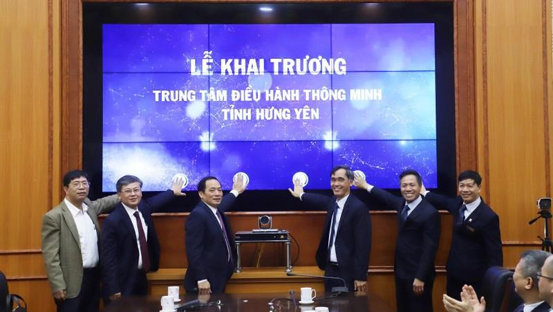 Hợp tác cùng VNPT, hệ sinh thái điện tử Hưng Yên hướng đến phát triển toàn diện