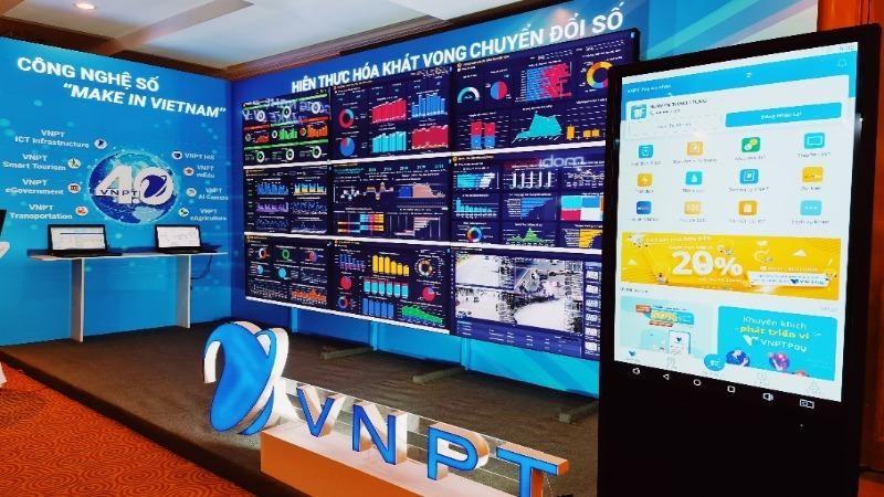 VNPT và HCA kết nối đối tác hợp tác để đẩy mạnh chuyển đổi số
