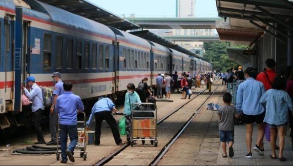 Đường sắt tung gói kích cầu khủng, giảm giá 50% hơn 10.000 vé tàu
