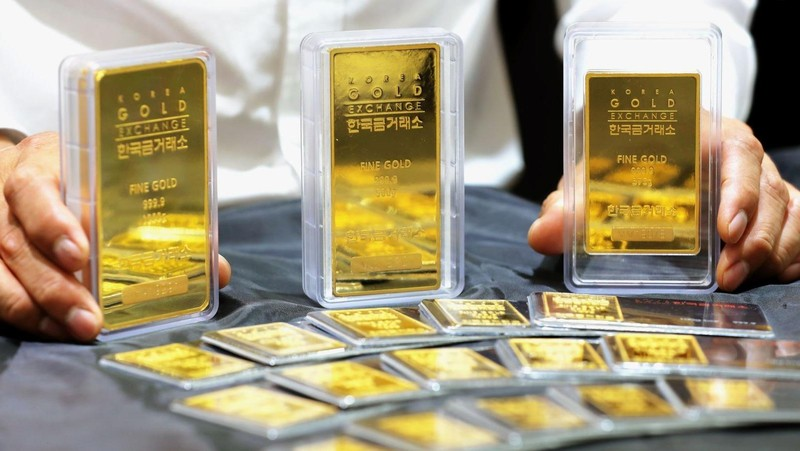 Giá vàng hôm nay 3/4: Giá vàng giữ đà tăng mạnh
