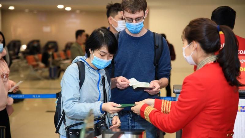 Vietjet khai thác trở lại một số đường bay quốc tế từ tháng 4