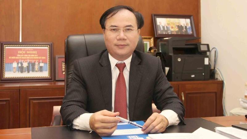Thứ trưởng Bộ Xây dựng Nguyễn Văn Sinh