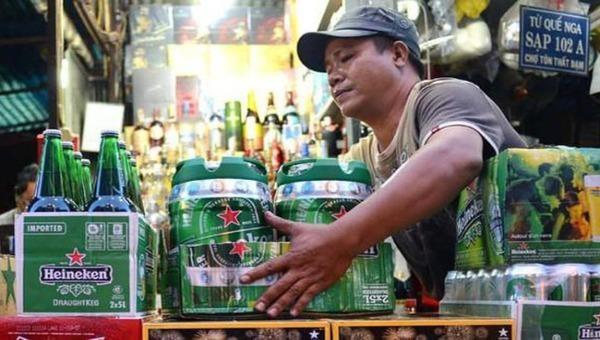 Cục Cạnh tranh và Bảo vệ người tiêu dùng nói gì về việc hạn chế phân phối các sản phẩm trên thị trường bia?