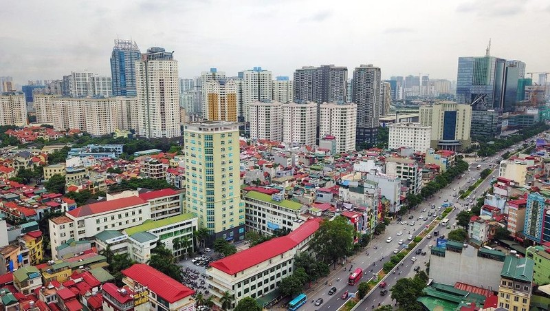 Nguồn cung căn hộ tại Hà Nội giảm mạnh, giá tăng cao