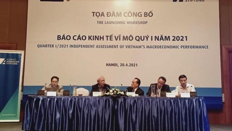 VEPR: Kinh tế Việt Nam năm 2021 có thể tăng trưởng từ 6-6,3%