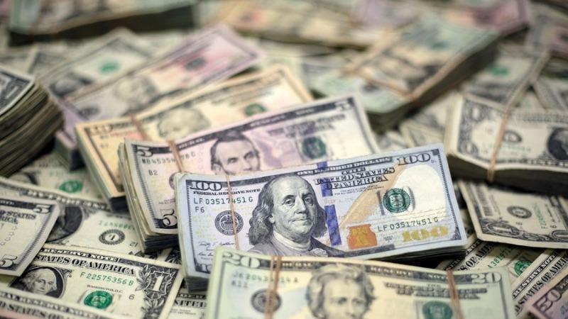Tỷ giá ngoại tệ hôm nay 22/4: Đồng USD trượt giá khi lợi suất trái phiếu giảm dần