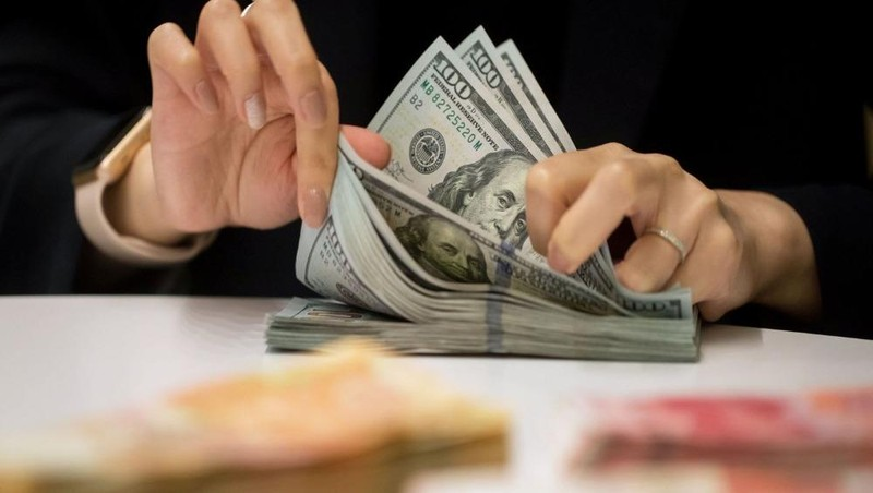 Tỷ giá ngoại tệ hôm nay 23/4: Giá USD tiếp tục bị vùi sâu