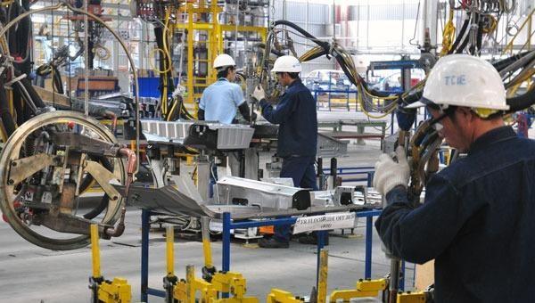 Phát huy hiệu quả từ các Hiệp định thương mại tự do, sản xuất công nghiệp tăng vọt