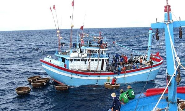Gỡ 'thẻ vàng 'cho thủy sản Việt Nam là nhiệm vụ trọng tâm đến cuối năm 2018. Ảnh minh họa